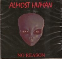 Almost Human No reason 1996 cover picture