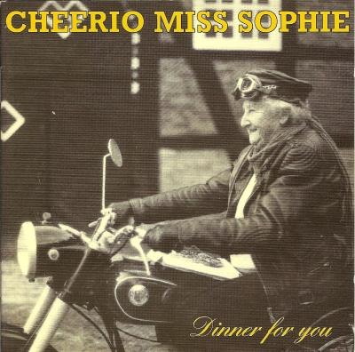 Cheerio Miss Sophie