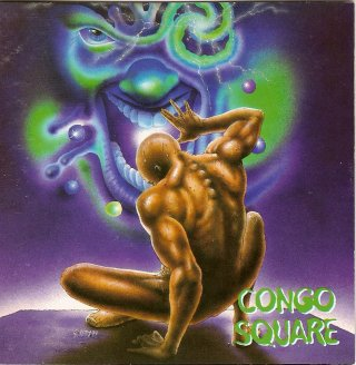 Congo square st 1994 cover picture