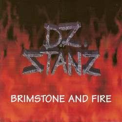 DZ Stanz Brimstone and fire 1994 cover picture
