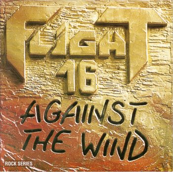 Flight 16 Against the wind 1995 cover picture