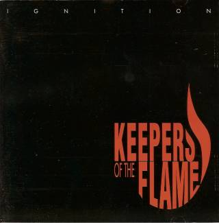 Keepers of the flame - Ignition cd