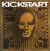 Kickstart You life for today 1994 cover picture