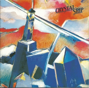 Crystal Ship - Lighthouse cd
