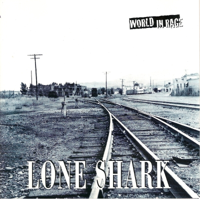 Lone Shark World in rage 1996 cover picture