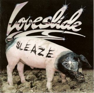 Loveslide - Sleaze cd