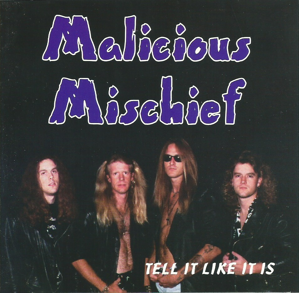 Malicious - Tell it like it is cd