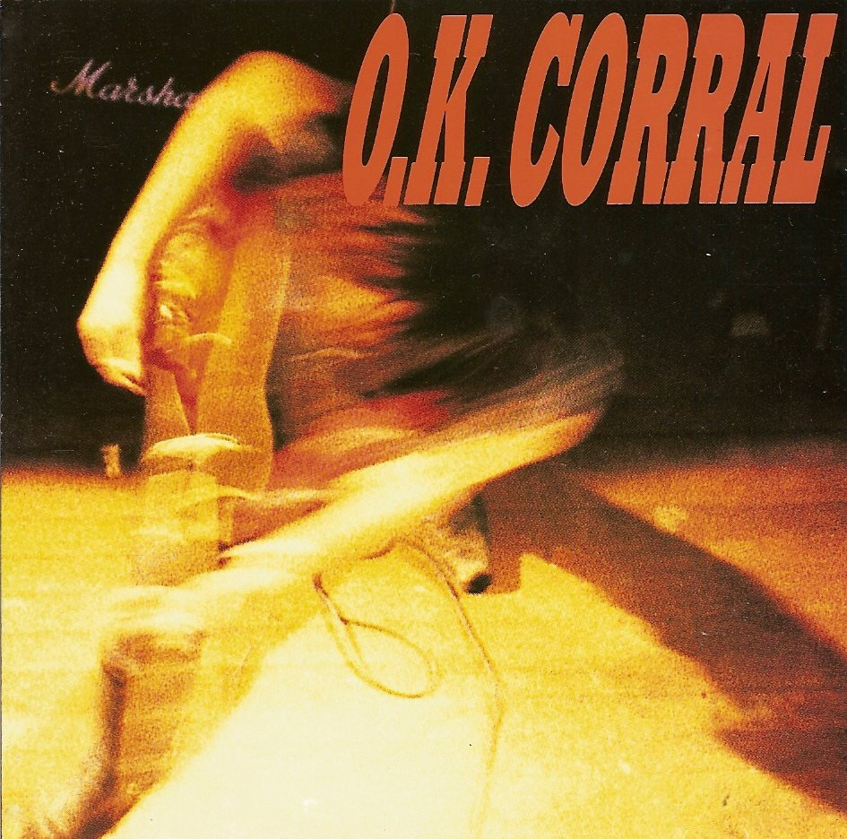 Ok Corral st 1992 cover picture
