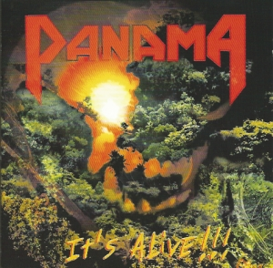 Panama Its alive 1999 cover picture