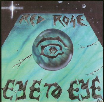 Red Rose Eye to eye 1995 cover picture