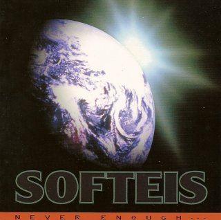 Softeis Never enough 1997 cover picture
