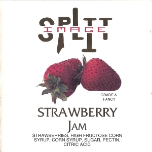 Split Image Strawberry Jam 1992 cover picture