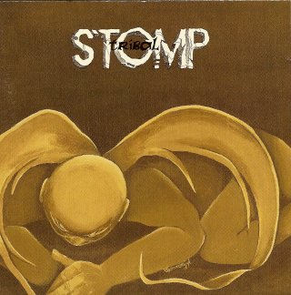 Tribal stomp Soul factory 1993 cover picture