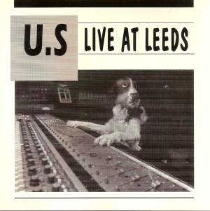 U.S. Live at leeds 1995 cover picture